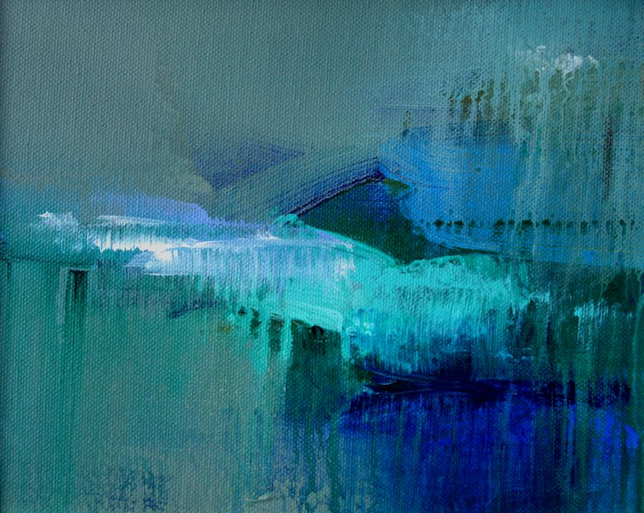 Blue Monday by Tom Potocki