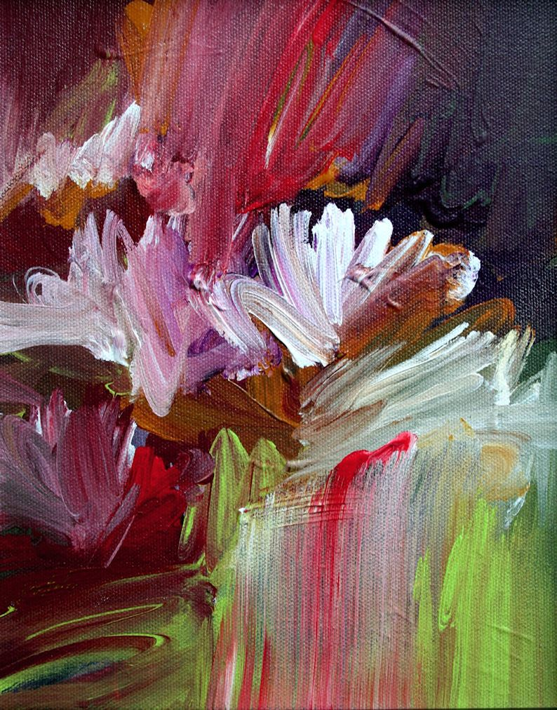 Floral Burst by Tom Potocki