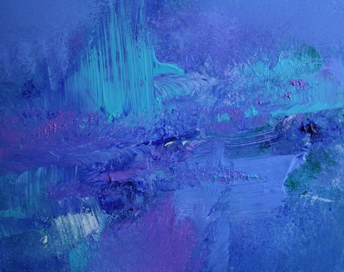 Twilight Flow by Tom Potocki