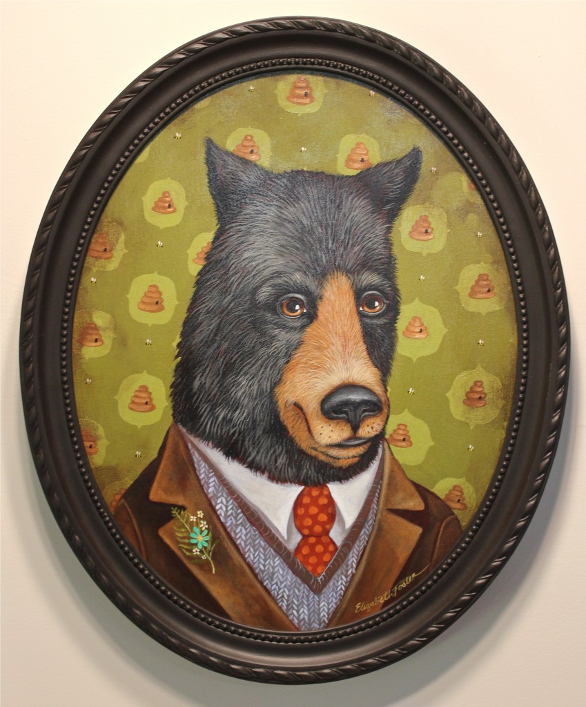 Sir Grizzles McGrumbles II by Elizabeth Foster
