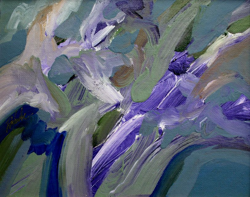 Floral Push by Tom Potocki