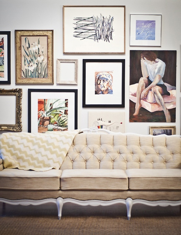 Creating A Gallery Wall Charleston Interior Designer